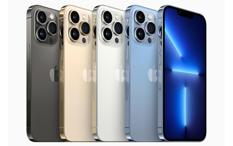 Điện thoại iPhone 13 Pro 128GB – (2 sim Vật lý) – Chính Hãng