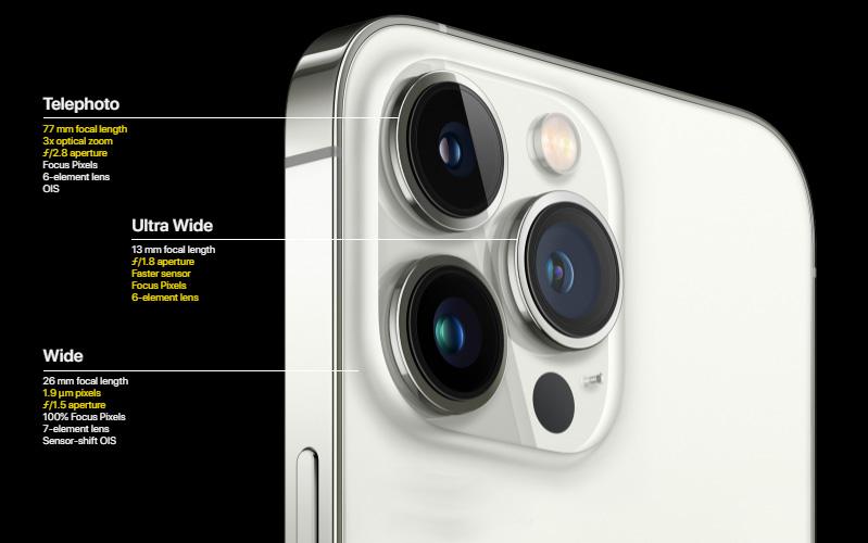 Điện thoại iPhone 13 Pro 256GB – (1 sim Vật lý) – Chính Hãng