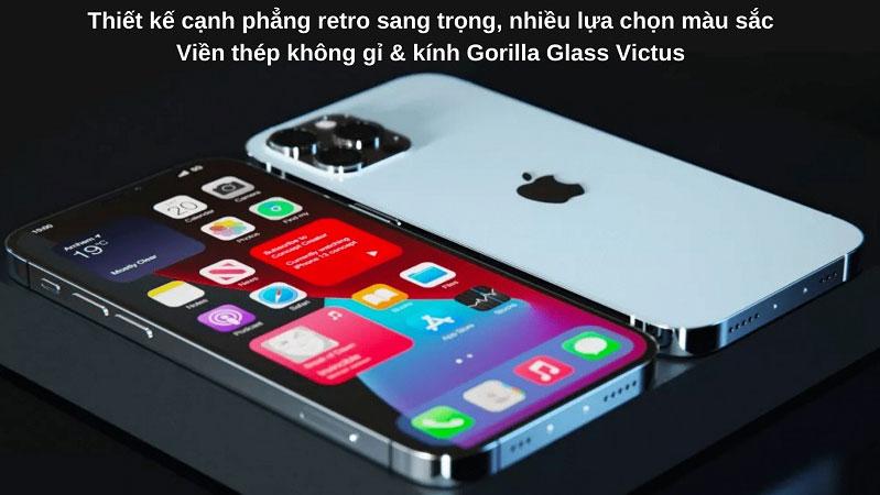 Điện thoại iPhone 13 Pro Max 128GB – (1 sim Vật lý) – Chính Hãng