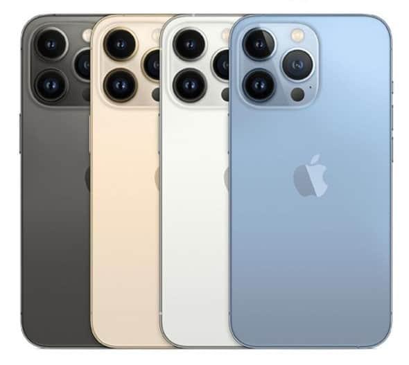 Đặt trước Siêu phẩm iPhone 13 Series