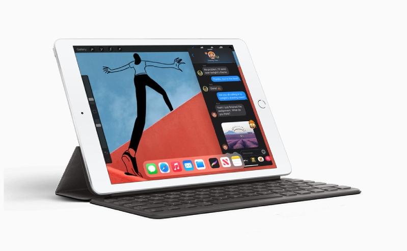 Máy tính bảng iPad 10.2 (2020) Gen 8 128GB Wifi – Chính Hãng