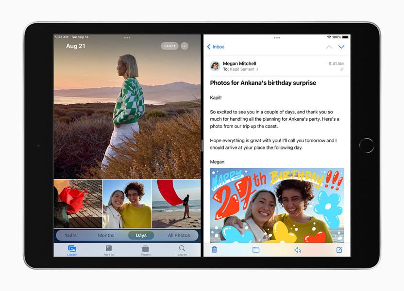 Máy tính bảng iPad 10.2 (2021) Gen 9 64GB Wifi – Chính Hãng