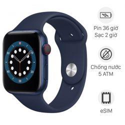 Apple Watch Series 7 - 41mm - Nhôm - Loại dùng được E Sim
