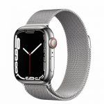 Apple Watch Series 7 Thép - 41mm - Dây Milanese